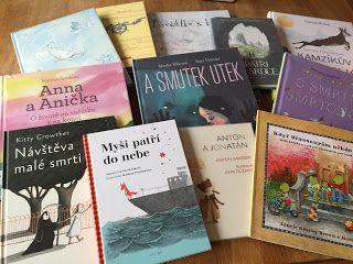 pesleří...: Co číst… o smrti pro děti