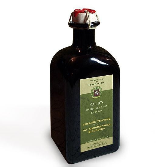 So getting this for my mother-in-law! Amazing EVOO -Trappeto di Caprafico - ORGANIC COLLINE TEATINE
