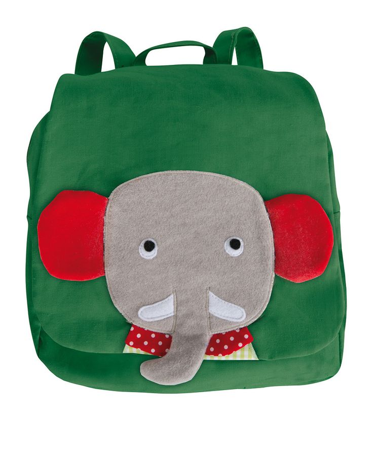 Elephant backpack plus others