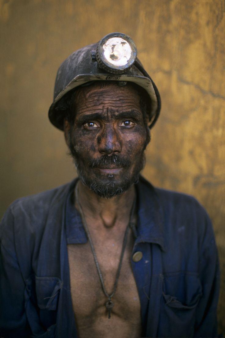 Mineworker in Afghanistan | Steve McCurry