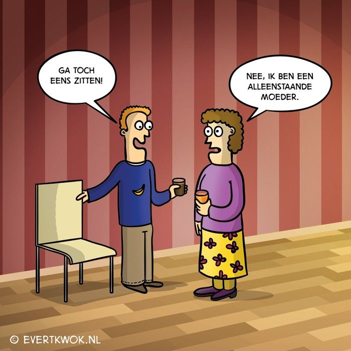 5 cartoons uit Evert Kwok 5! -Evert Kwok