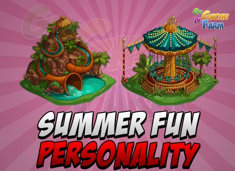 Summer Fun Personality
