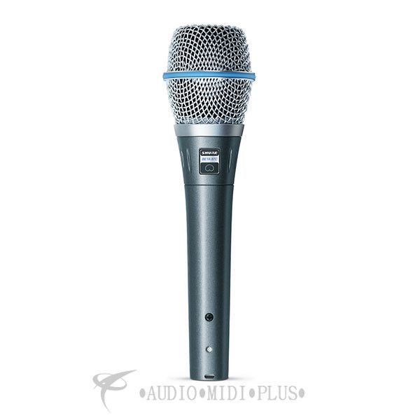 Shure Premium Vocal Microphone - BETA87C-U
