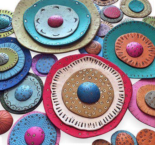 Exploring gardens – Polymer Clay Daily