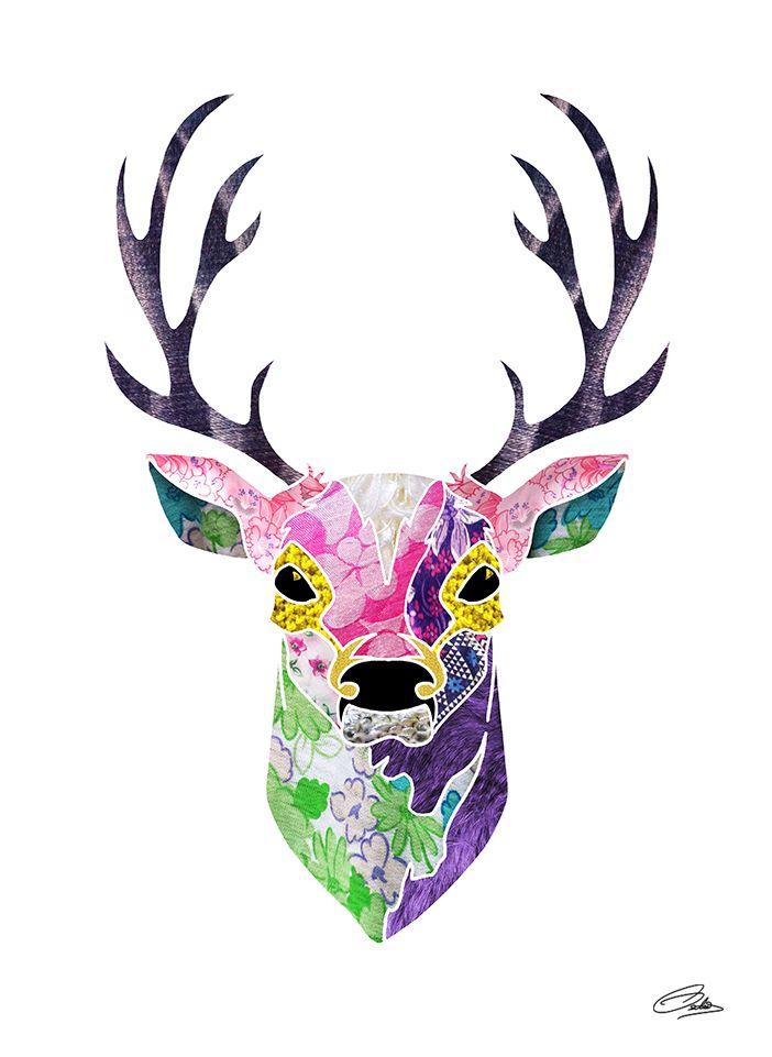 Mr. Moose by www.liselotteosterby.com