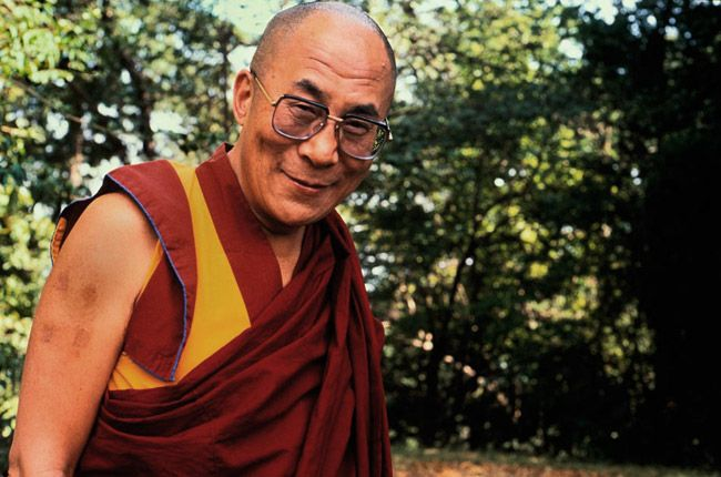 The Dalai Lama's 18 Rules For Living