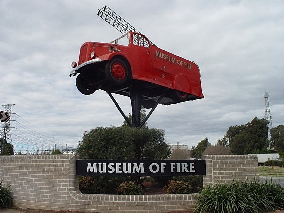 Penrith Museum of Fire