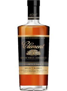 Rhum Clément Select Barrel.  Handcrafted by Habitation Clément's cellar master, this #rhum earned a score of 94 points from the Beverage Testing Institute. | @Caskers