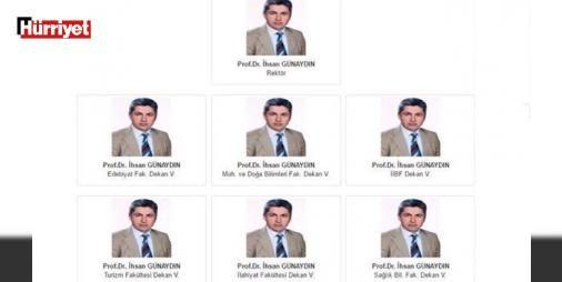 Prof. Dr. İhsan Günaydın sosyal medyada gündem oldu : Üniversitenin Yönetim kurulu listesinin sekizinde Rektör Prof. Dr. İhsan Günaydının fotoğrafı olması sosyal medyanın gündemine oturdu. Konuyla ilgili Gümüşhane Üniversitesinden de açıklama geldi.  http://ift.tt/2dSciIy #Türkiye   #Prof #Günaydın #sosyal #İhsan #Konuyla