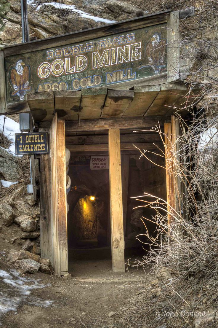 Historic Argo Gold Mine Mill and Museum Adventure Tours - possible field trip