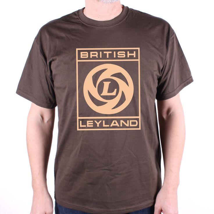 British Leyland T shirt - Classic Logo