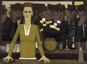 The Bar - John Brack