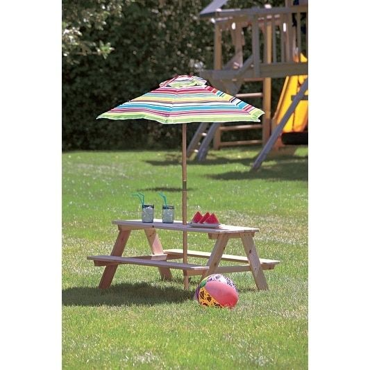 Best 25+ Kids picnic table ideas on Pinterest