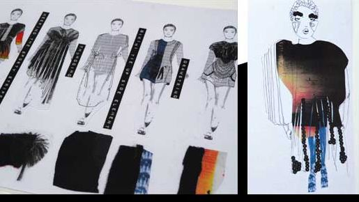 Fashion Lab: FAD Finalists - Portfolio examples
