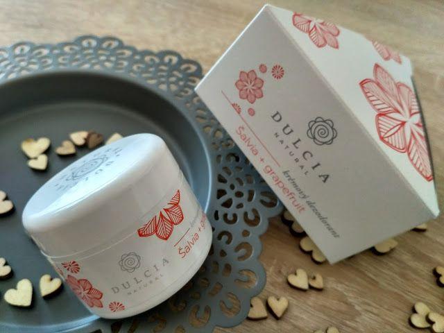 BeYOUtiful: Prírodný deodorant Dulcia