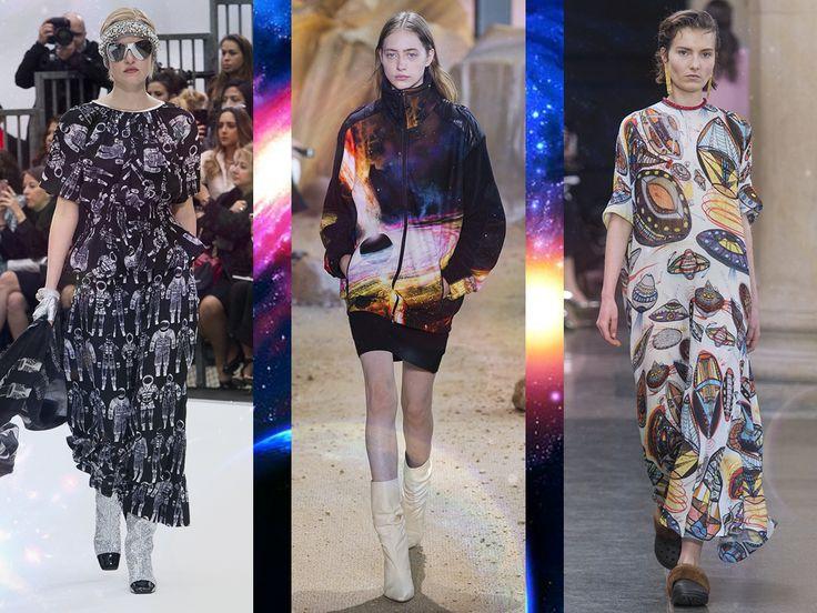 Nuovo tema direttamente dalle sfilate A/I 17/18: OltreSpazio Disponibile su www.fashionforbreakfast.it
