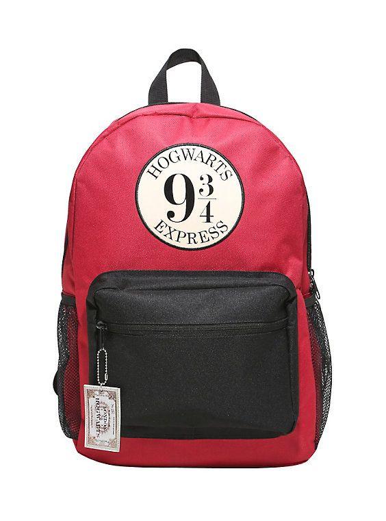 Harry Potter Platform 9 3/4 Backpack,