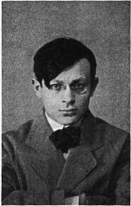 Samuel Rosenstock (1986-1963) Rumania - Francia perteneciente al movimiento del dadaísmo.