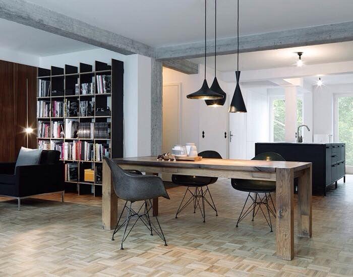 Stunning interior spaces