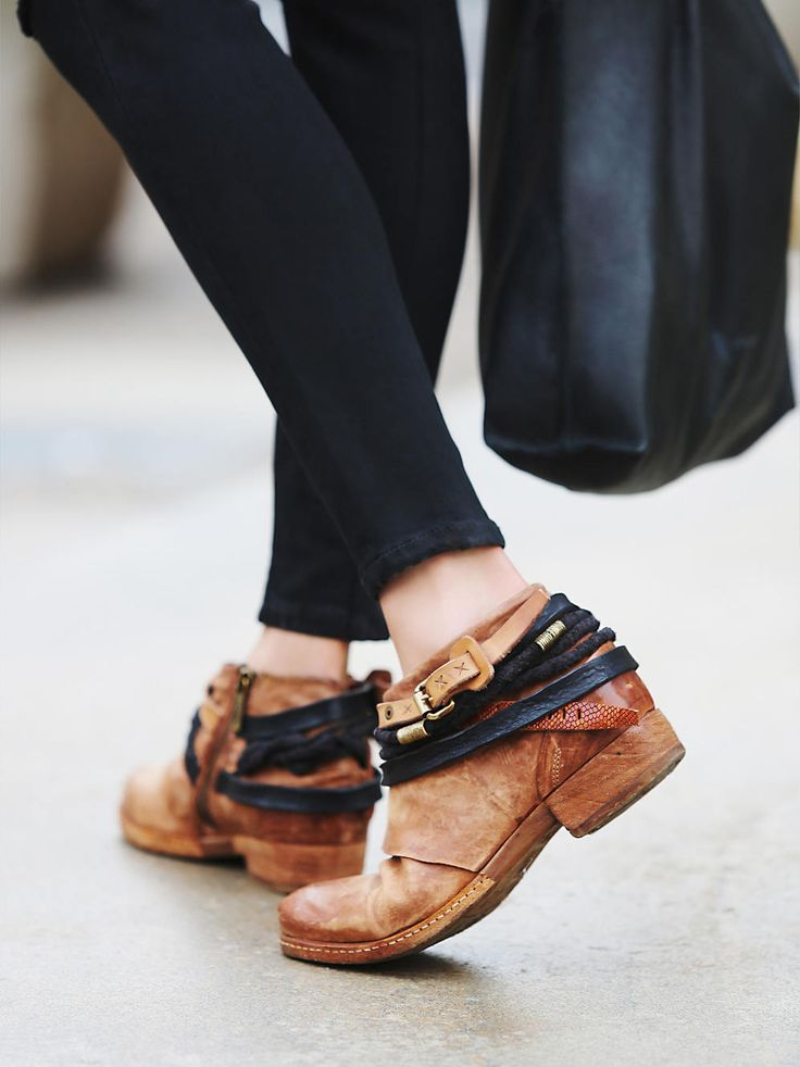 A.S.98 Emerson Ankle Boot at Free People Clothing Boutique