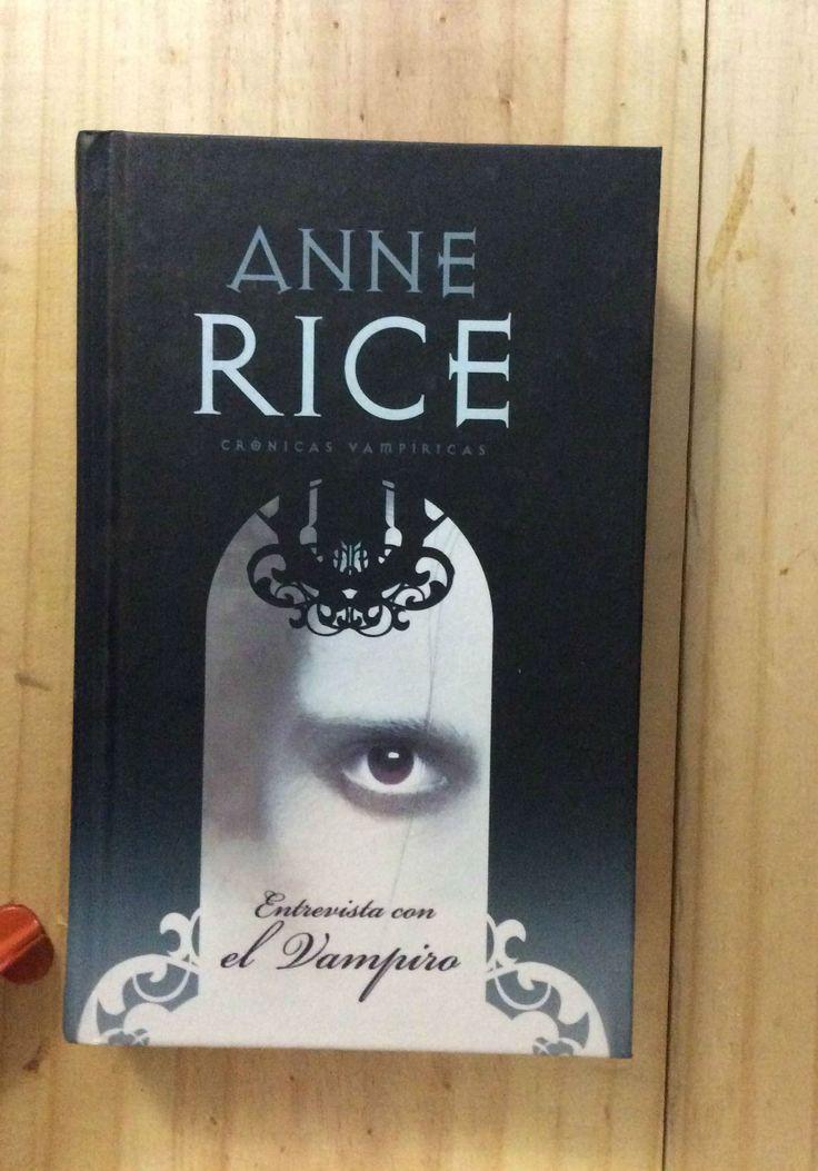 entrevista con el vampiro Anne Rice
