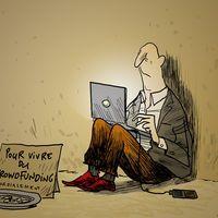 Crowdfunding / Le crowfunding affole les compteurs