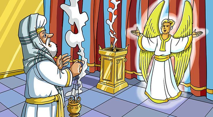 El anunciador y profeta Juan el Bautista