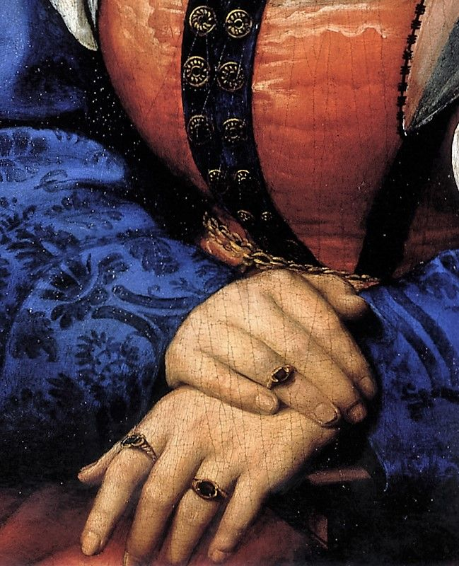 Maddalena Strozzi by Raphael