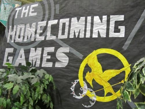 THAT is an awesome theme. I might have actually wanted to GO to a school dance if it was that cool.