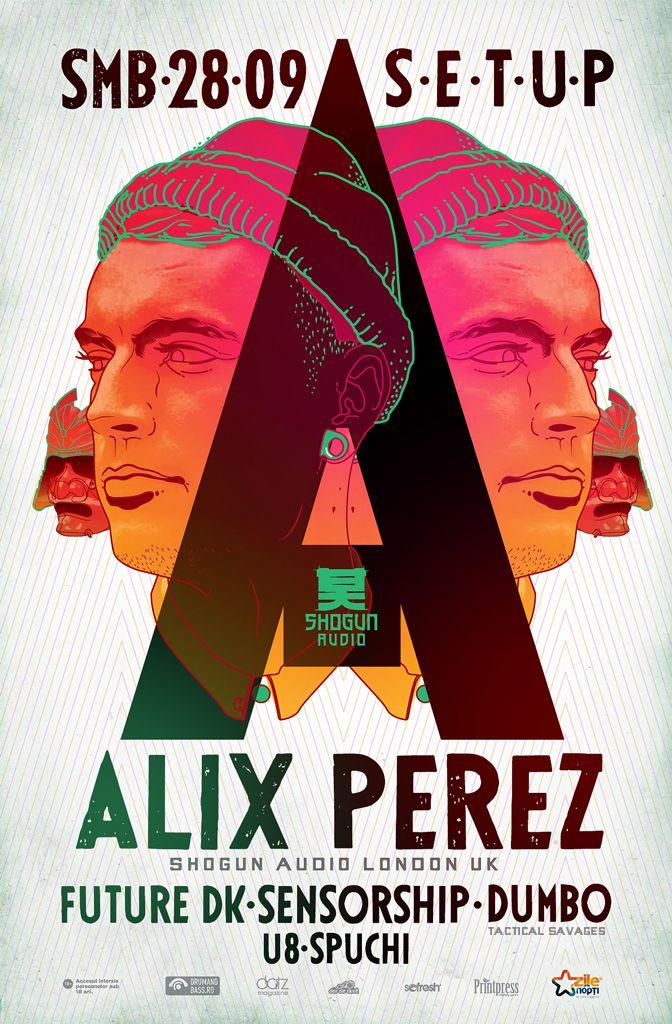 Alix Perez @ Setup