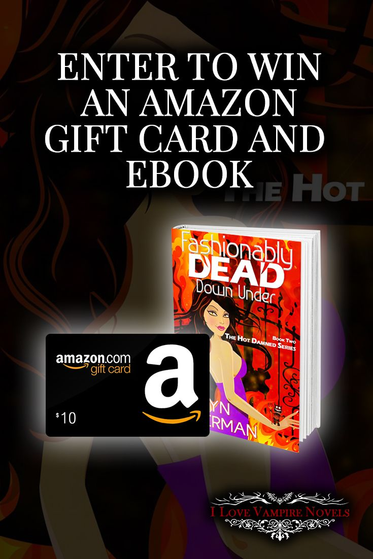 Win A $10 Amazon Gift Card & Ebooks From Ny Times & Usa Today Bestselling  Author