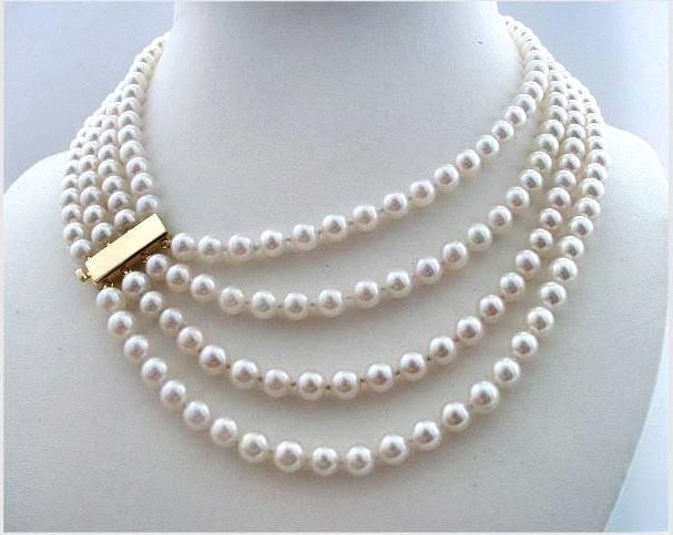 freshwater pearl necklace,pearks,pearl jewelry,fashion pearls - China fashion freshwater pearl necklace