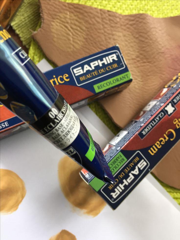 SAPHIR Renovating Cream https://multirenowacja.pl