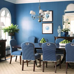 Paint For Him In 2018 A Perfect Home Pinterest Dining Room Blue And Rooms