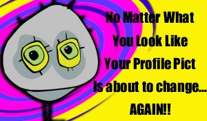 heads up  - you've probably already heard, profile pic size is changing....