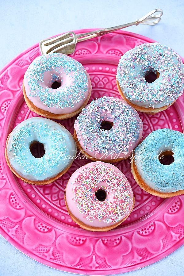 Donuts Rezept Rezept Fur Donuts Donuts Rezepte