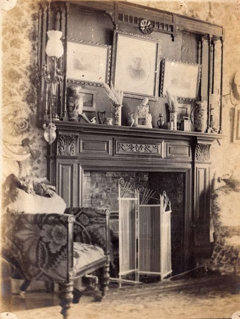 Interiors On Pinterest Victorian Interiors Queen Anne And Victorian