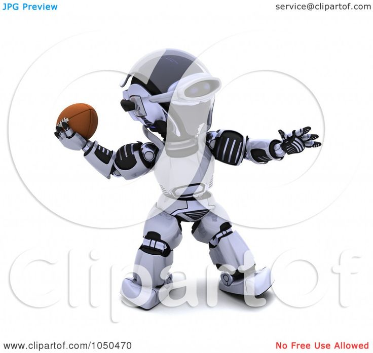 Image result for robots playing football