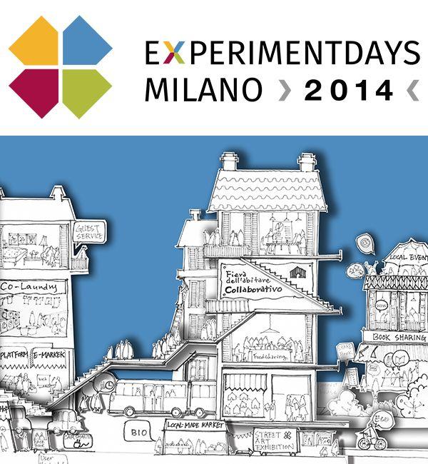 I condimìni in città devono per forza essere luoghi di isolamento e solitudine? #Experimentdays #Milano 11-12 ottobre 2014 La fiera dell' #abitare #sostenibile.  Eventi sostenibili su @marraiafura