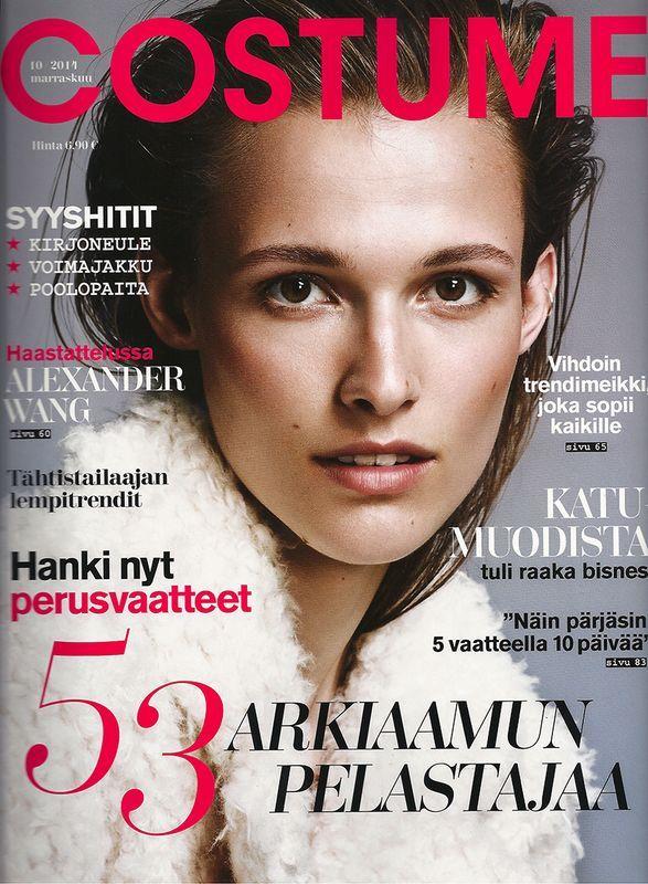 Emma Oak - Costume Finland, November 2014