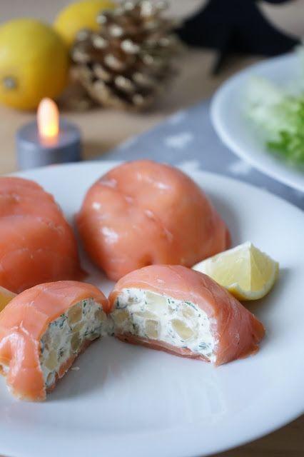 The Cook Time: Dômes au saumon et au fenouil