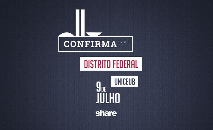 Evento de marketing político será realizado em Brasília em Julho