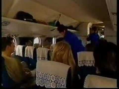 Yorkshire Airlines: the latest in off-off-Broadway British comedy...