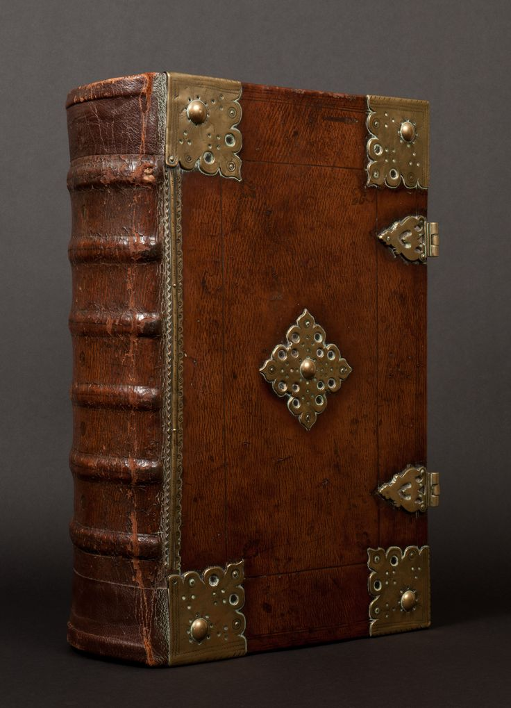 Books, Manuscripts, and Maps | Large Ornate Book Binding - Dutch New Testament, 1660, The Curator's Eye