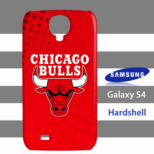 Chicago Bulls Samsung Galaxy S4 Case Cover