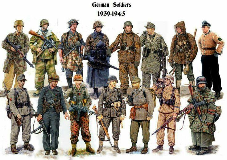 German army 1939-1945