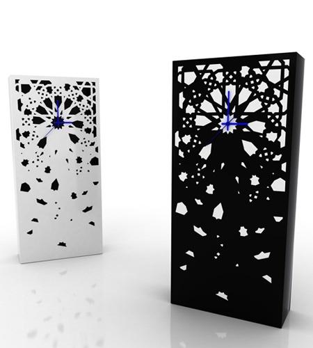 by Moroccan designer Mostapha El Ouhlani,
