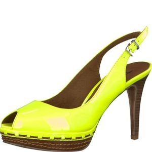 tamaris schuhe sandalette neon art 1 1 28341 20 635. Black Bedroom Furniture Sets. Home Design Ideas