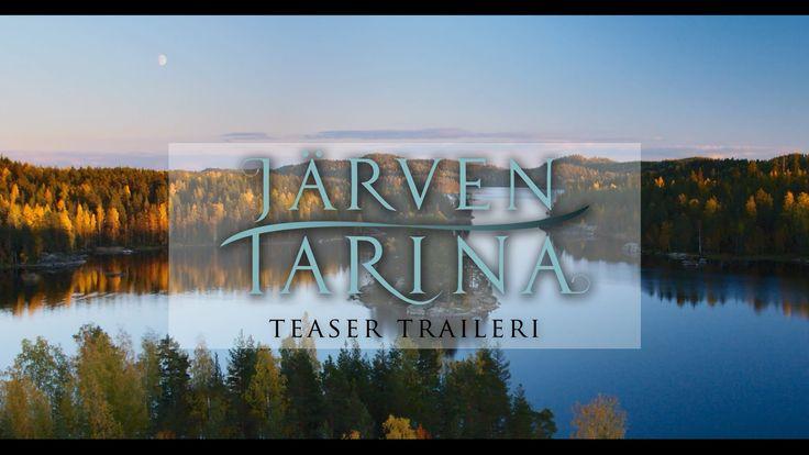 JÄRVEN TARINA teaser traileri. Elokuvateattereissa 15.1.2016.