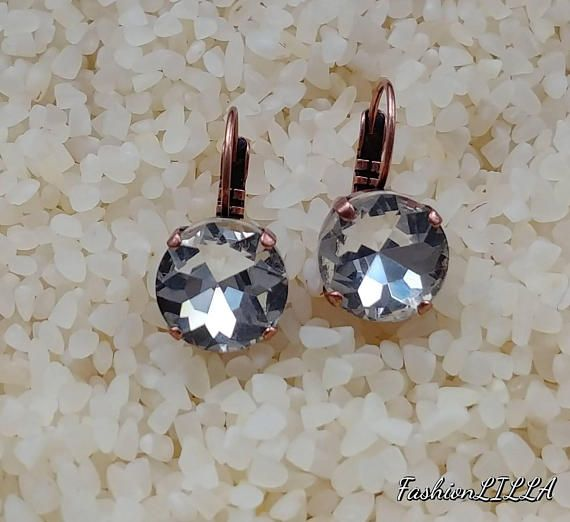 Check out this item in my Etsy shop https://www.etsy.com/ca/listing/588081813/rosecut-diamond-crystal-earringsgeorgian